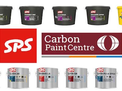 Carbon Paint Centre Launches SPS Paint Range in Ireland