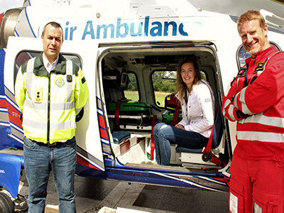 Carbon Group Supports Community Medical Emergency Charity